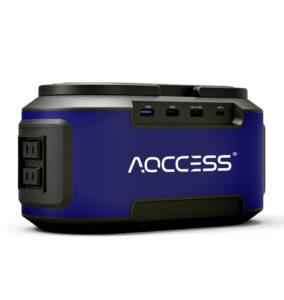 AQCCESS(アクセス)ポータブル電源AQ420SB