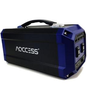 AQCCESS(アクセス)ポータブル電源AQ630SB