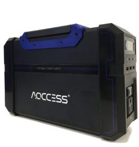 AQCCESS(アクセス)ポータブル電源AQ710SB