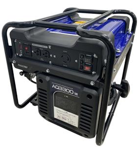 アクセス 発電機AQ3300ig